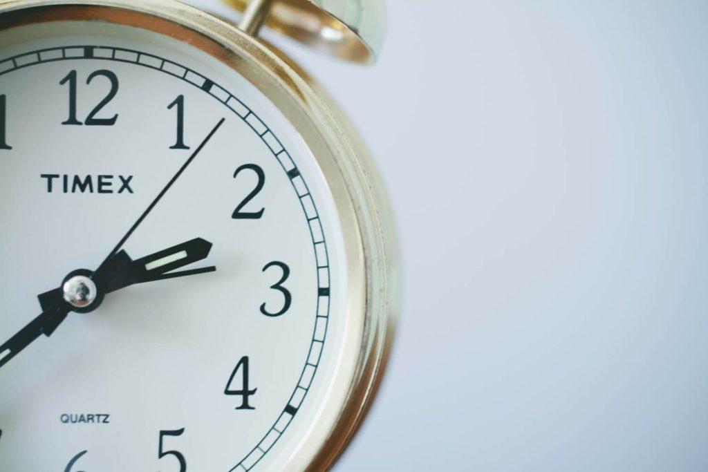 【注意点あり】最も効果が出る筋トレの時間帯と継続のコツ