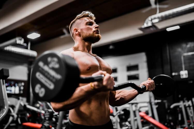 筋肉痛を考慮した上でのトレーニング例