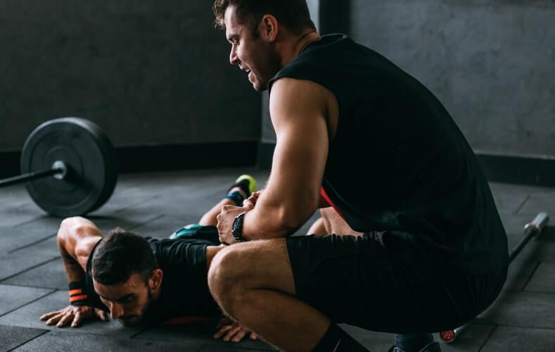 自重トレーニングを行う際のポイント