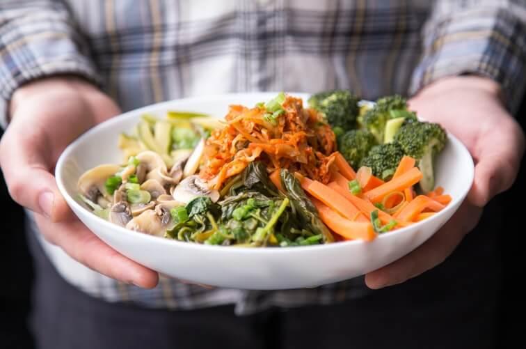 筋トレ民が野菜を摂るべきたった1つの理由