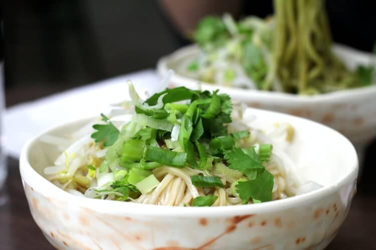 野菜を摂るタイミング