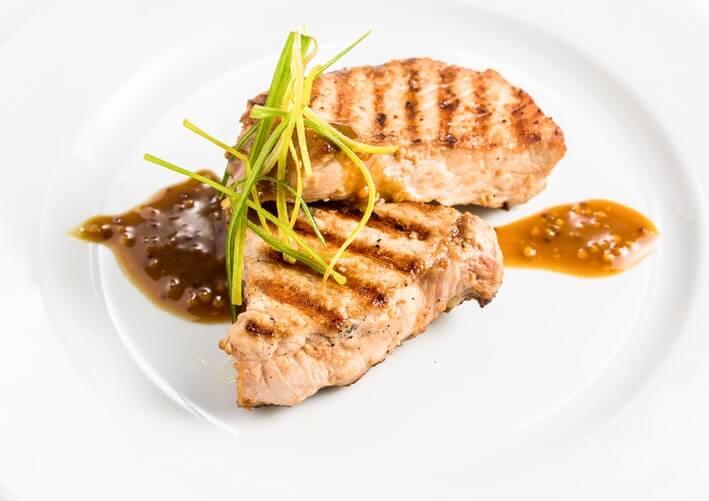 ダイエット中にオススメの豚肉メニュー